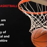 MS Girls Basketball Tryouts