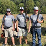 Young Guns Place 3rd in Labor Day Competition