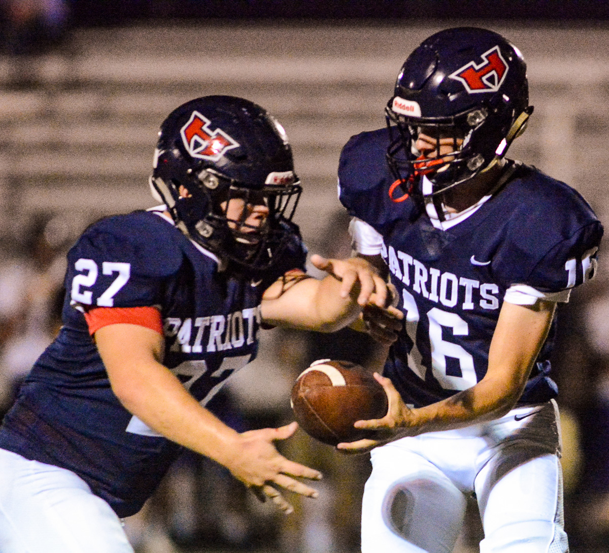 HS Football: Vote for Heritage QB, Will Wilson, for Robertson County Player of the Week 3