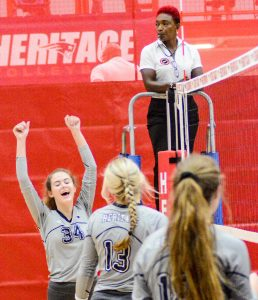 HS Volleyball: Wipeout Tournament