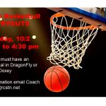 MS Girls Basketball Final Tryout date set