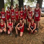MS Cross Country shines at Regional Competition