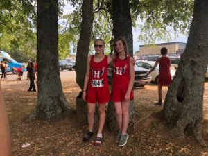 MS Cross Country Regionals