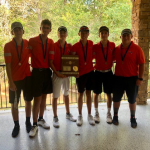 HS Golf drives to a Region win