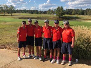 HS Golf State Tournament