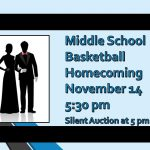 MS Basketball Homecoming on Thursday, 11/14