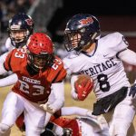 HS Football: MSP-Upstart WH Heritage ends season at Lexington