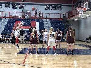 MS Girls Basketball vs East Robertson