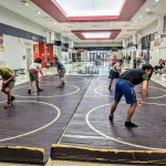 HS Wrestling: The work begins