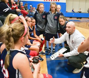 MS Girls Basketball vs White House