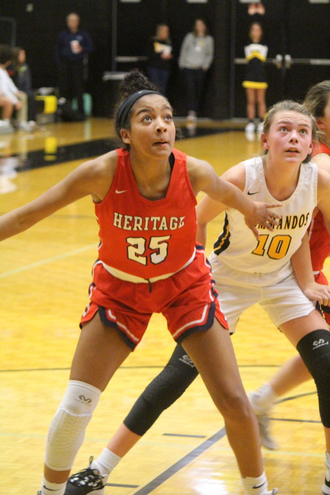 HS Girls Basketball: MSP-Lady Patriots dominate Hendersonville 59-29