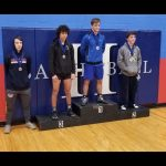 Wrestling: Taylor medals at the Harpeth Invitational