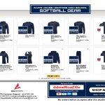 HS Softball: Order Softball gear until December 13