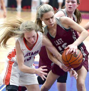 HS Girls Basketball vs East Robertson