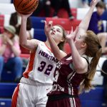 HS Girls Basketball vs East Robertson