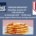 Baseball to host breakfast at Colorado Grill on January 25