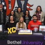 HS Cross Country Bethel University Signing