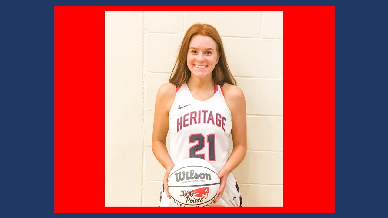 HS Basketball: Russell hits 1000