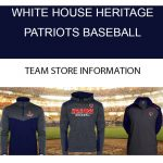 Baseball: Order gear on the online store
