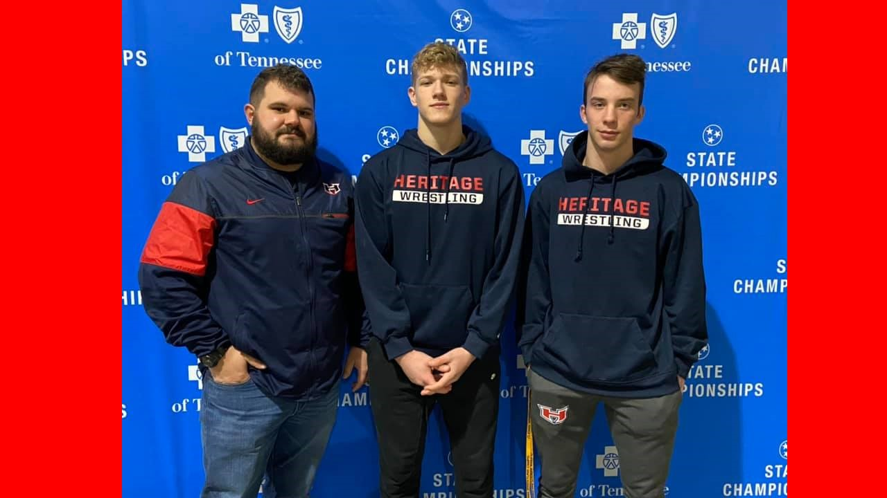 Wrestling: Two Sophomores head to State this morning