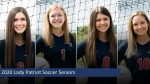 HS Girls Soccer: Lady Pats celebrate Seniors