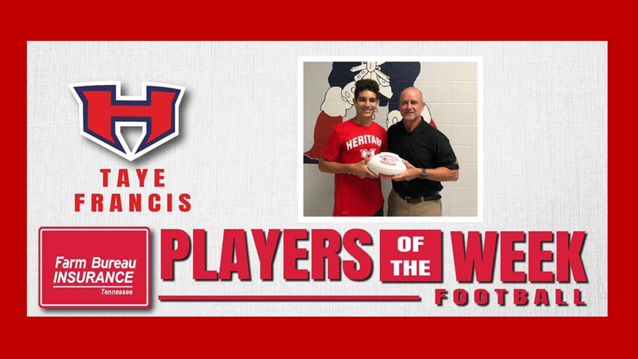 HS Football: Farm Bureau Player of the Week 4