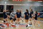 HS Volleyball: MSP-WH Heritage defeats Greenbrier for fourth win in five days