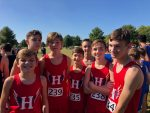 MS Cross Country: Boys place 3rd in the state meet