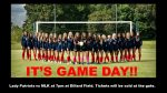HS Girls Soccer: Lady Patriots take on MLK tonight!