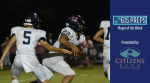 HS Football: 615Preps- Citizens Bank Player of the Week – Week 8