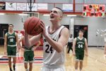 HS Basketball: MSP- After scary health incident, White House Heritage's Zach Hay has memorable senior night