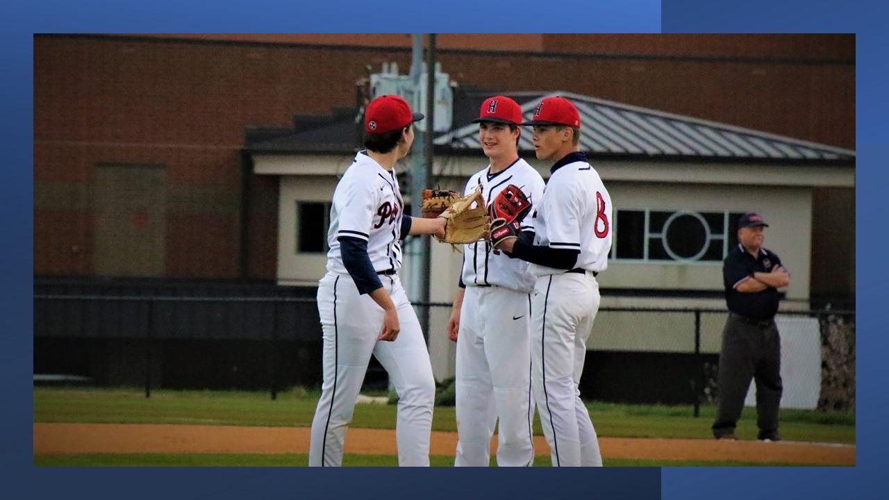 HS Baseball: Patriots vs Harpeth 3/30/21