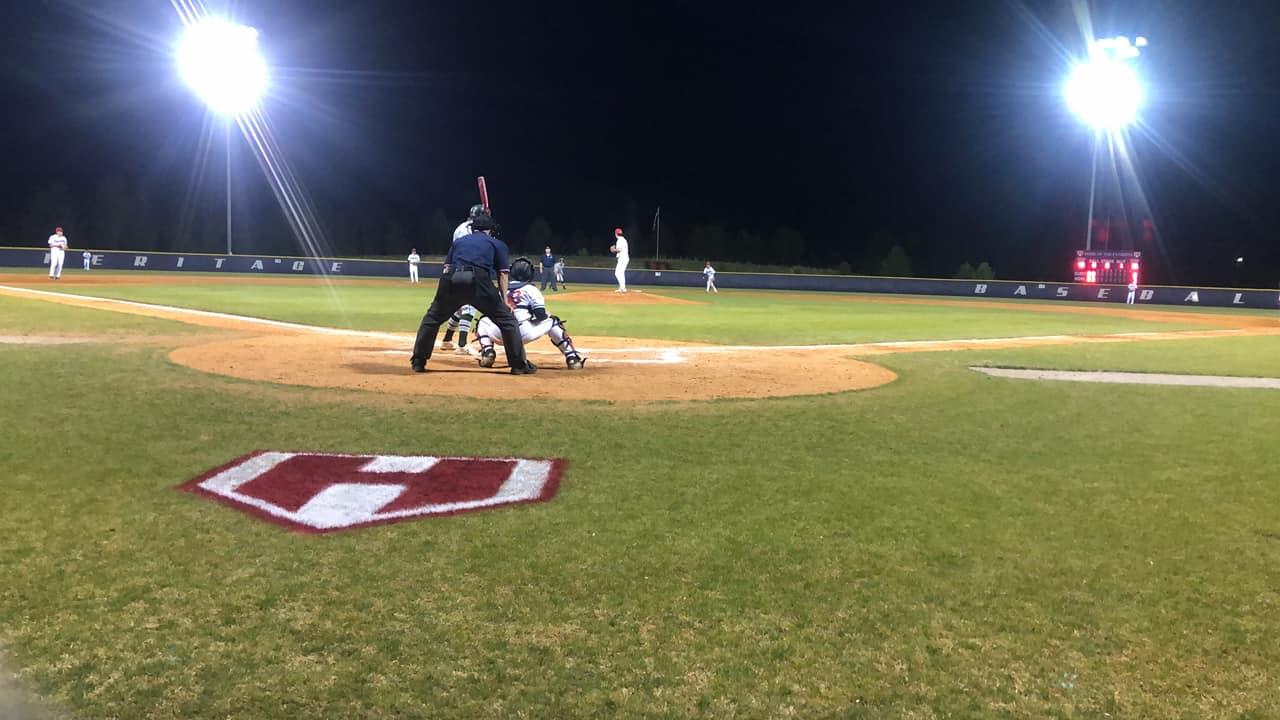 HS Baseball: Patriots Defeat Greenbrier in Low-Scoring Affair