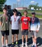 Track: MSP-WH Heritage competes in Cougar Classic