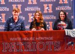 HS Volleyball: MSP-WH Heritage's Shores signs to play volleyball at Martin Methodist