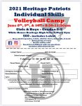 Volleyball: Skills Volleyball Camp Information