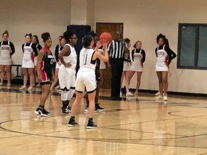 Varsity Girls Basketball 1/18