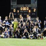 Boys Soccer 3/28/19