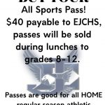 All Sports Pass 2019-2020
