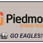 Piedmont Regional Supports Our Eagles!