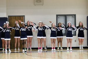 Basketball Cheer December 2019