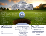 2020 Eagle Classic Golf Tournament