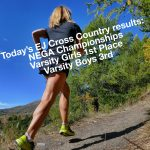 cross country wins tournament