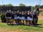 2021 Tennis team