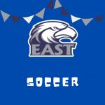 East Soccer Banner
