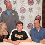 Tommy Hinkebein Signs With DePauw University