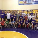 GC Wrestling Camp Purple