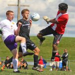 Men's Soccer Defeats Bishop Luers