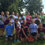 Guerin Catholic Girls Basketball Team Helps Out the Community