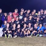 Boys Soccer Wins Regionals